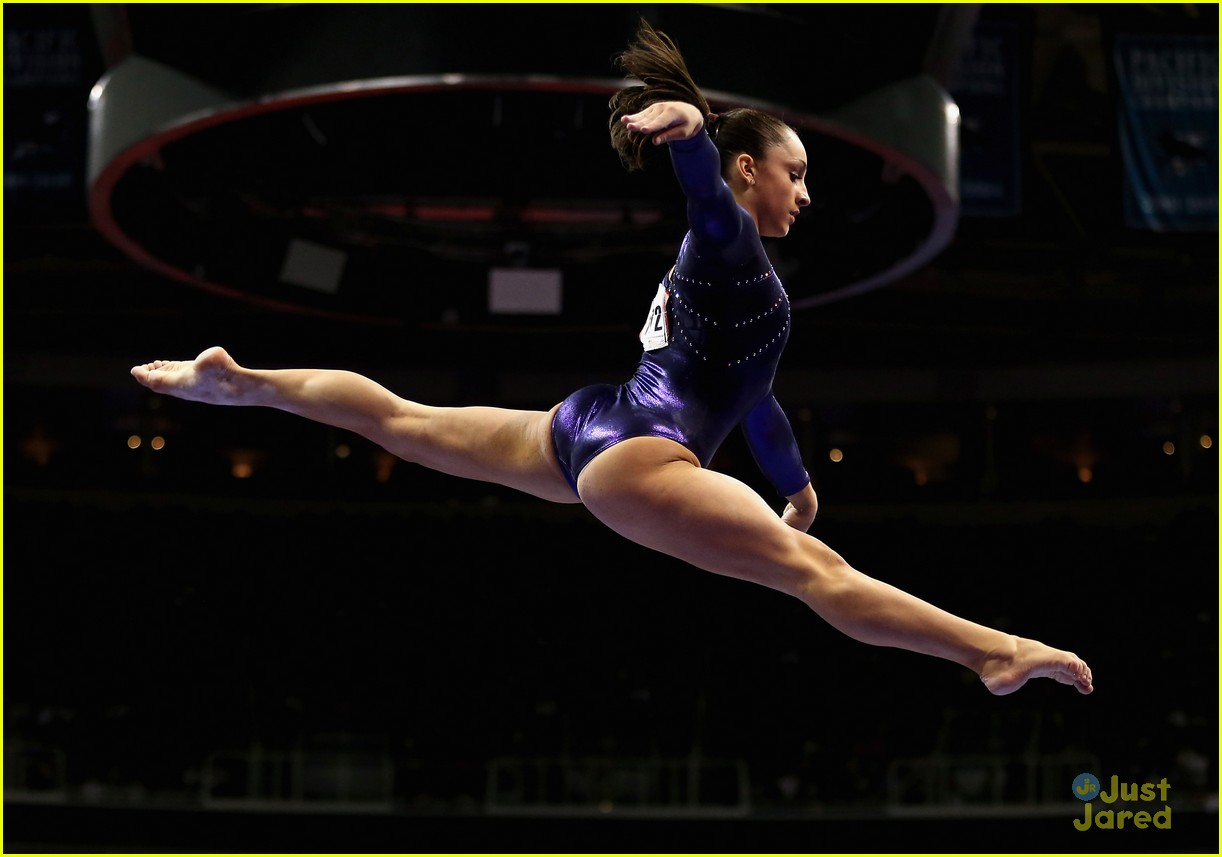 About This Photo Set: Congratulations to Gabrielle Douglas, Alexandra