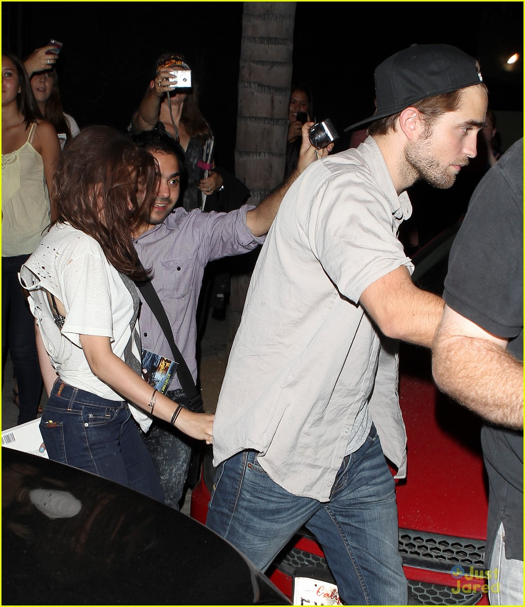 robert pattinson kristen stewart date night 02
