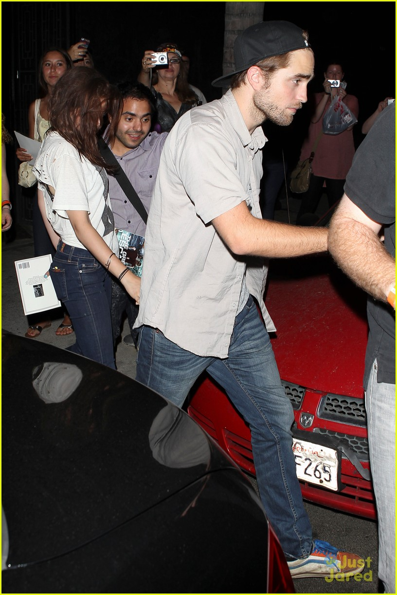 robert pattinson kristen stewart date night 11