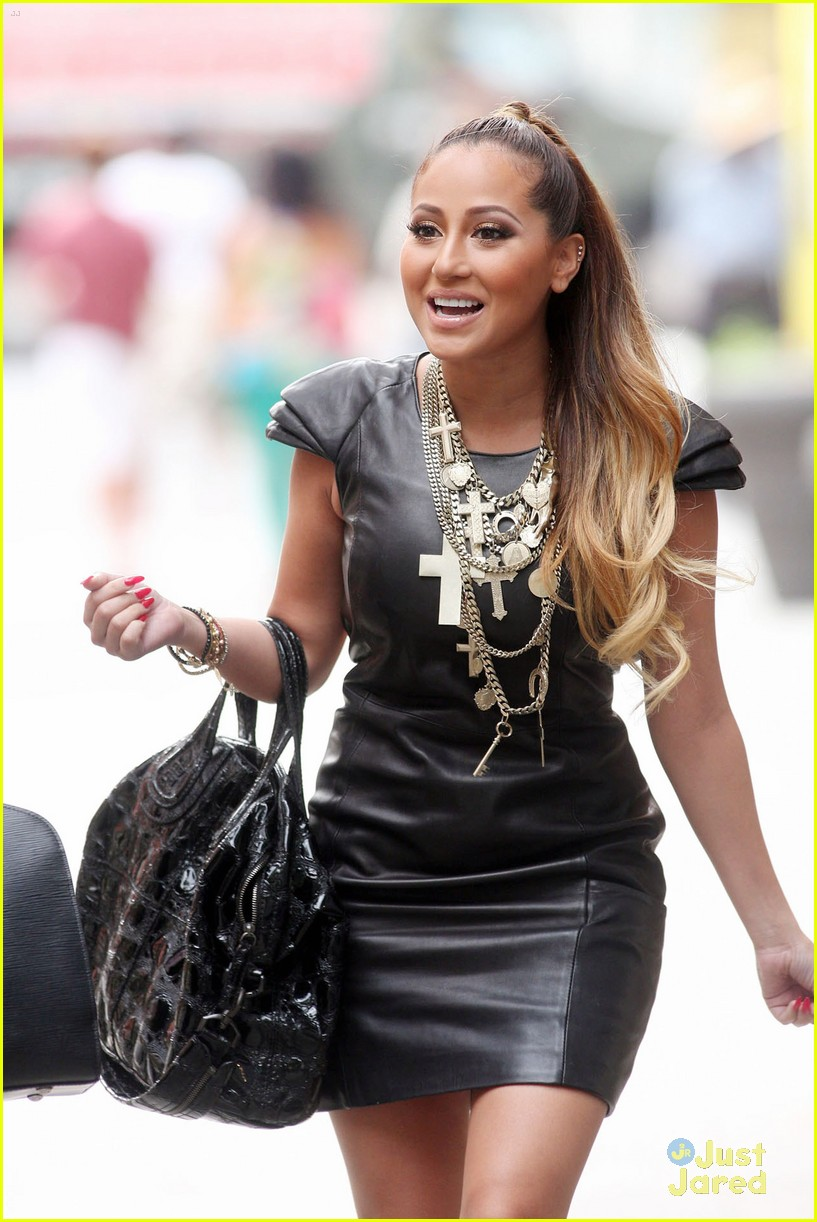 adrienne bailon ciprani lunch 01