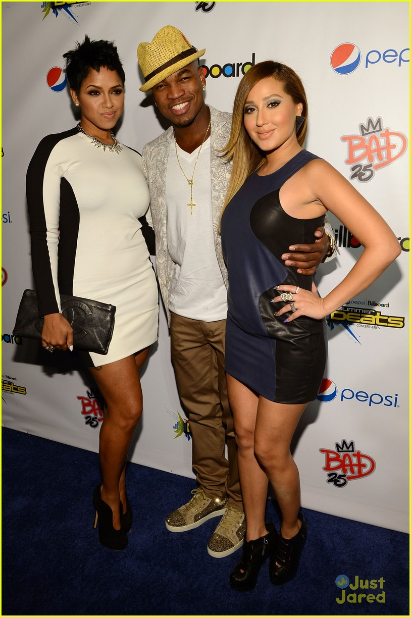 adrienne bailon pepsi summer beats 01