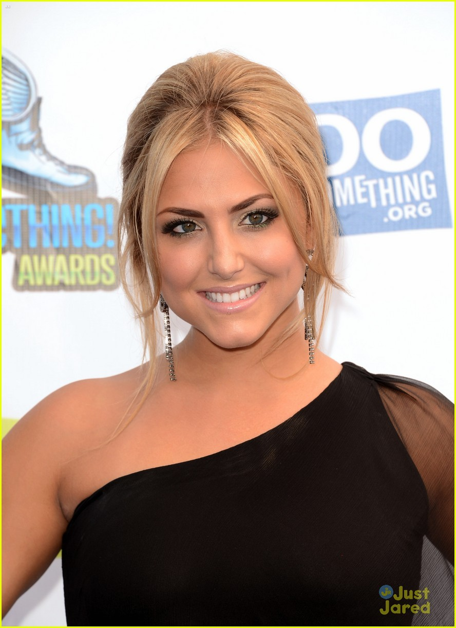 cassie scerbo ds awards 09