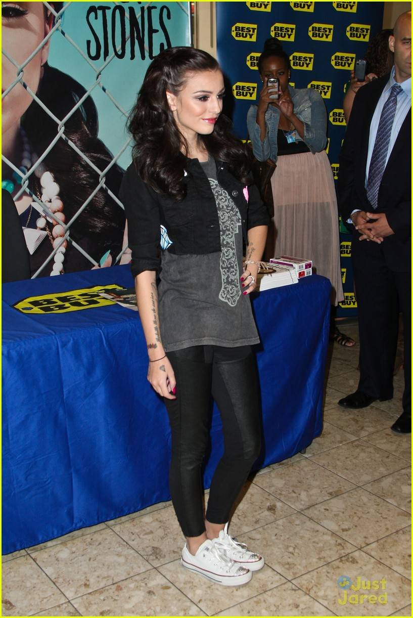 cher lloyd today show 29