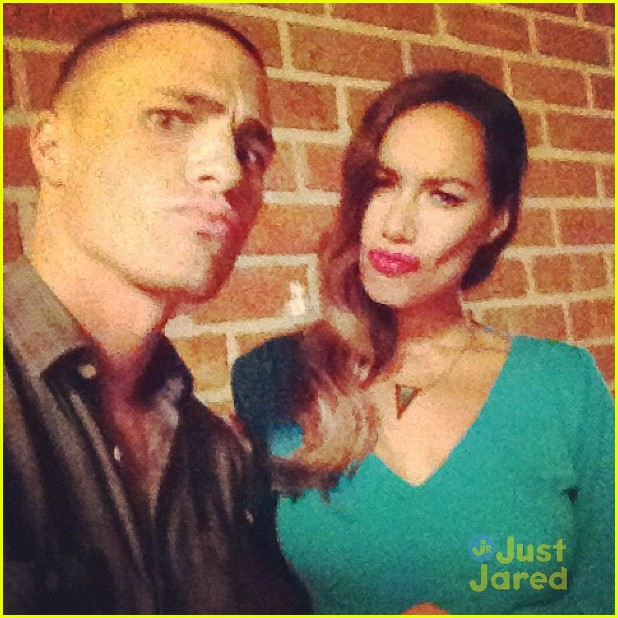 colton haynes leona lewis video shoot 07