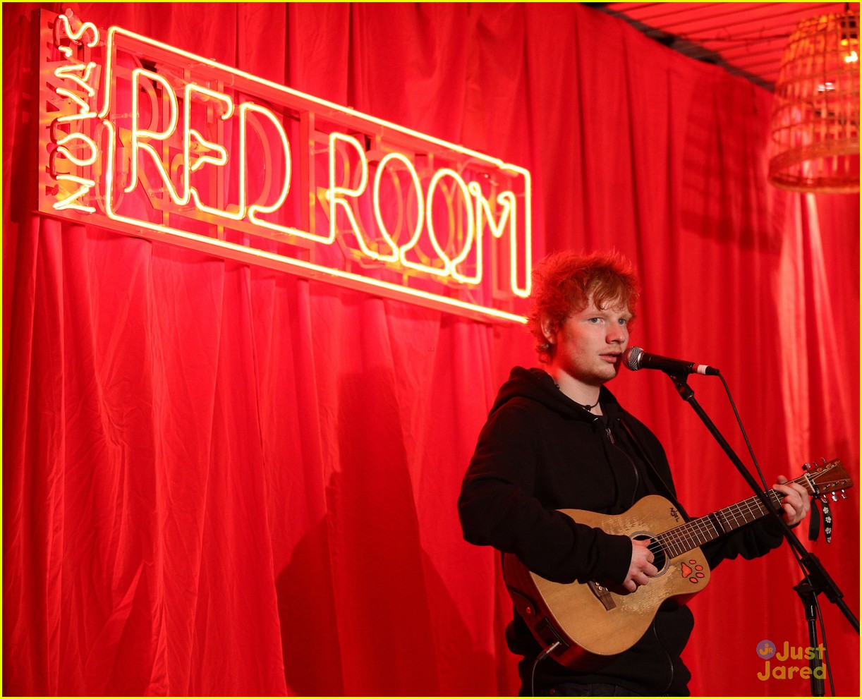 ed sheeran red room 05