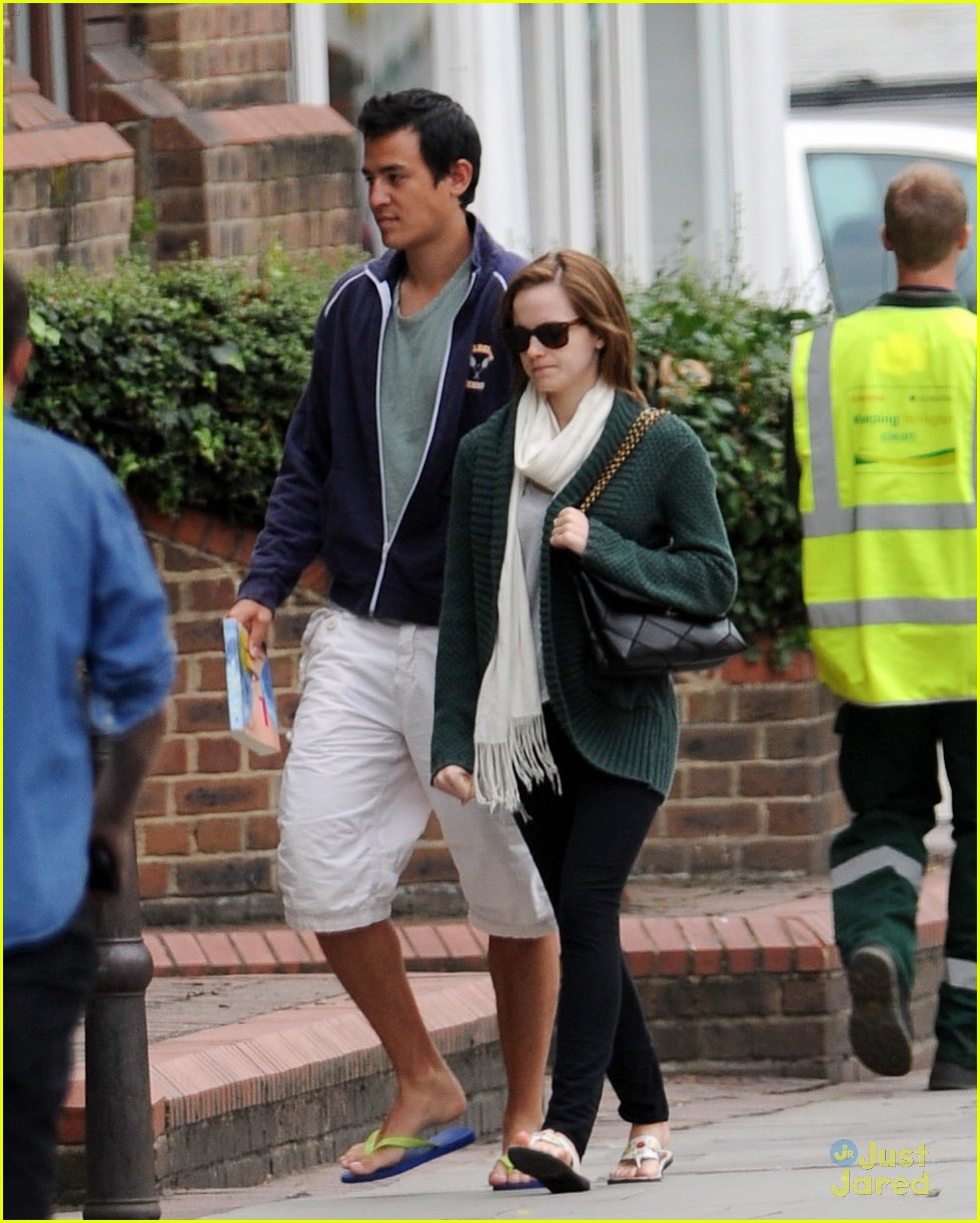 emma watson will london walk 06