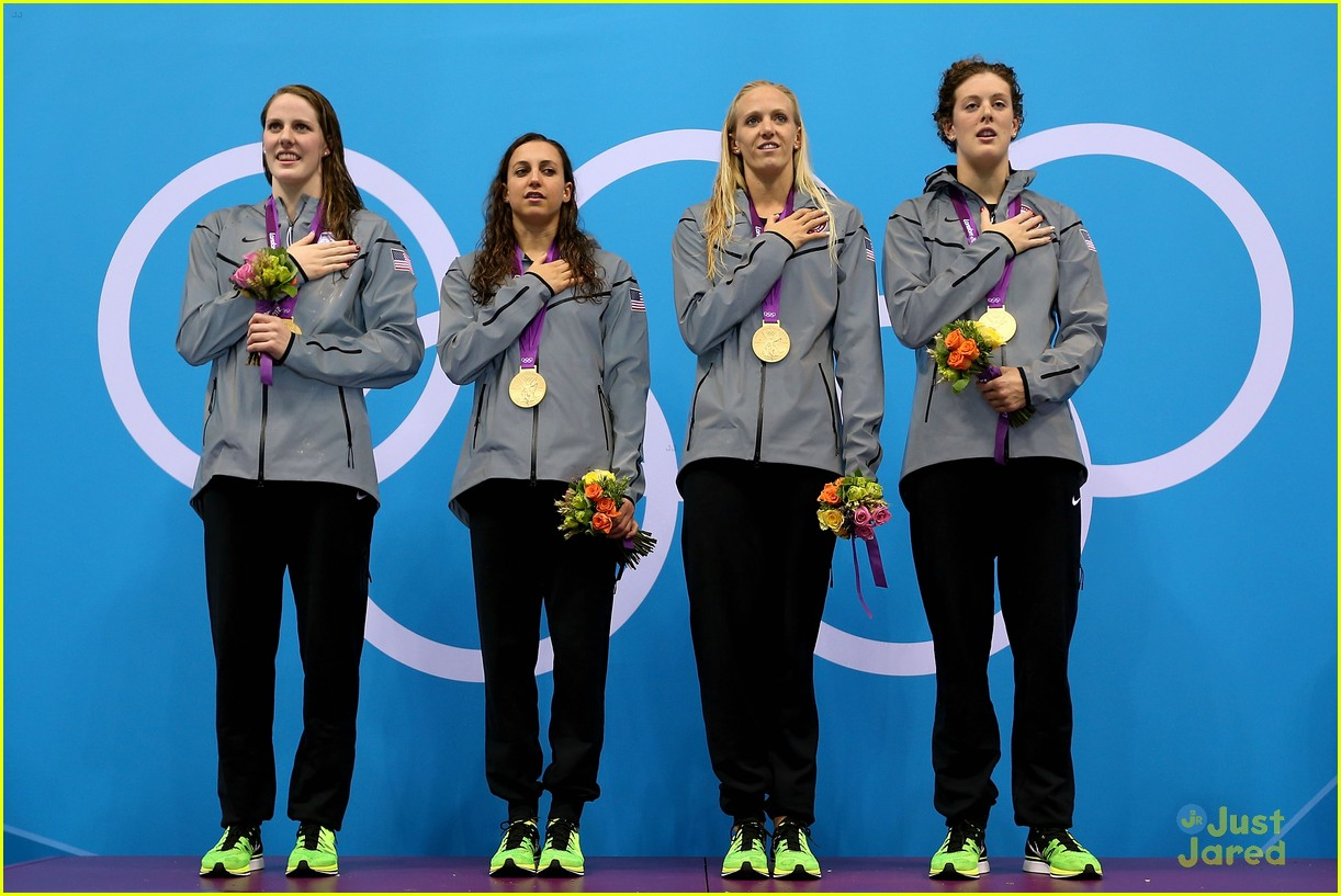 missy franklin olympics relay record 13