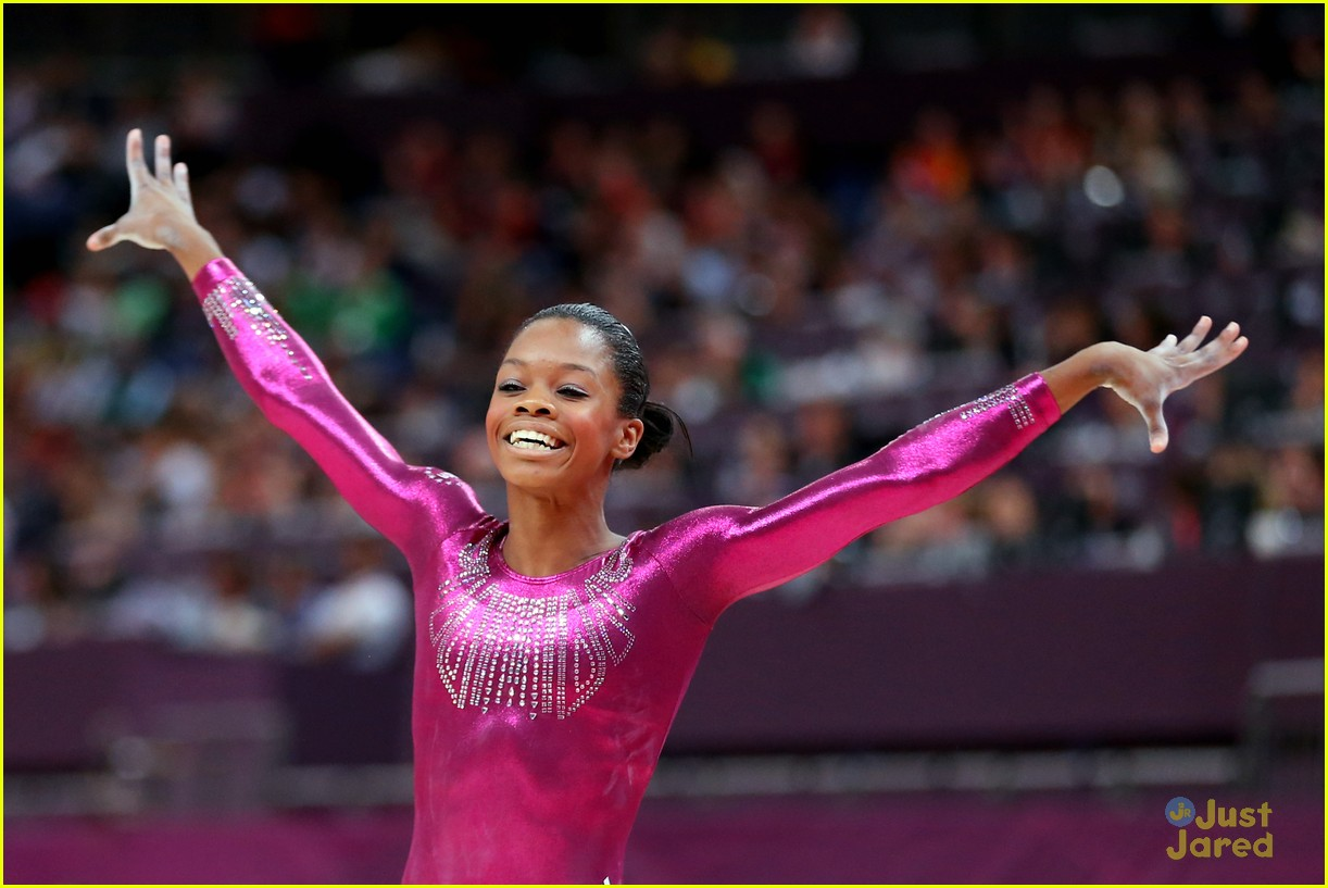 gabrielle douglas gold all around 13