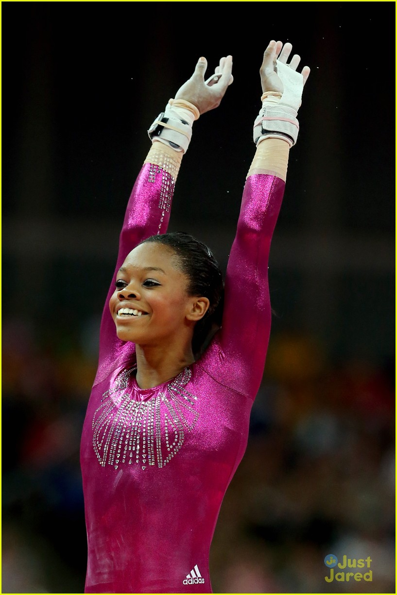 gabrielle douglas gold all around 17