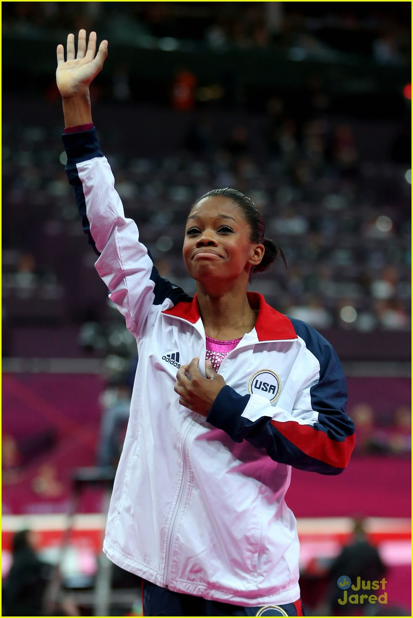 gabrielle douglas gold all around 23