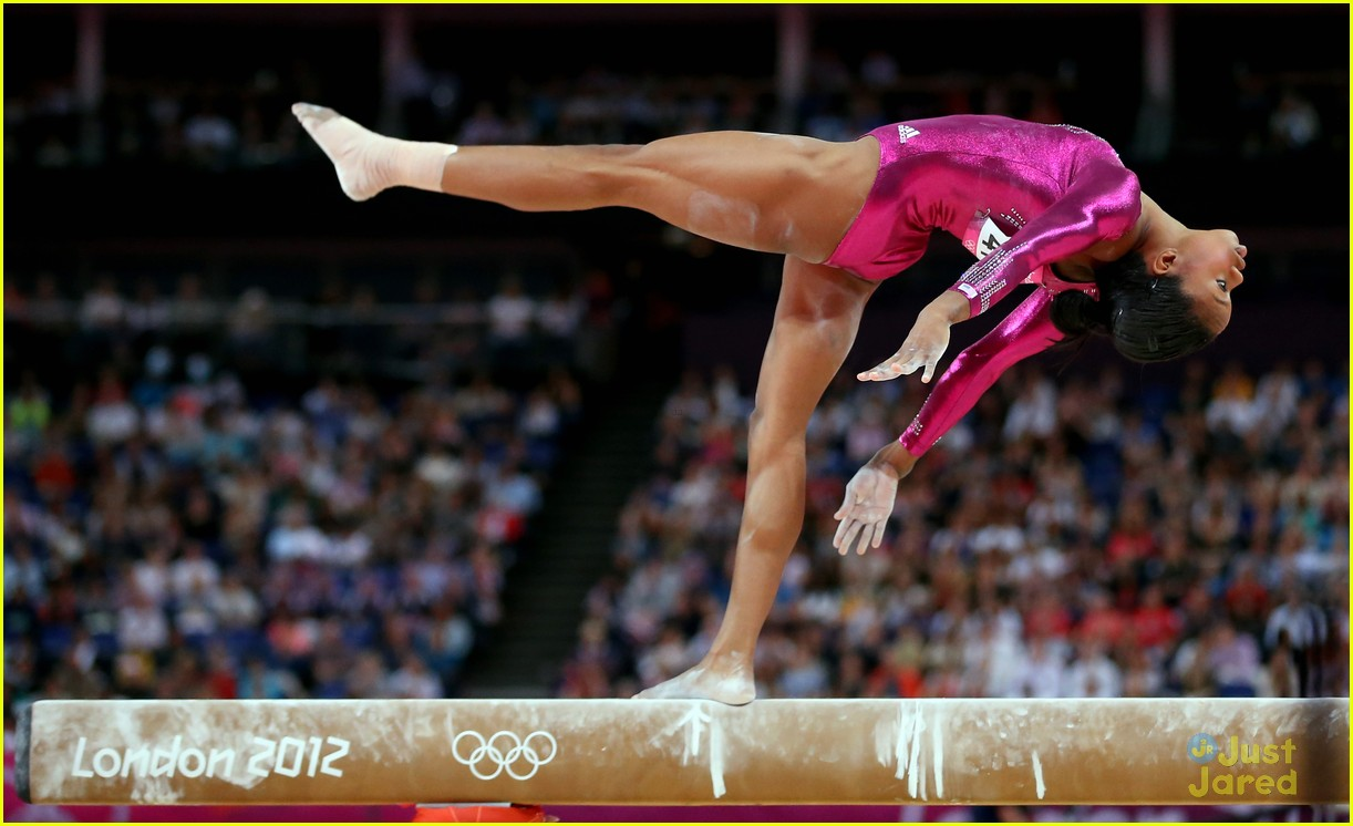 gabrielle douglas gold all around 25