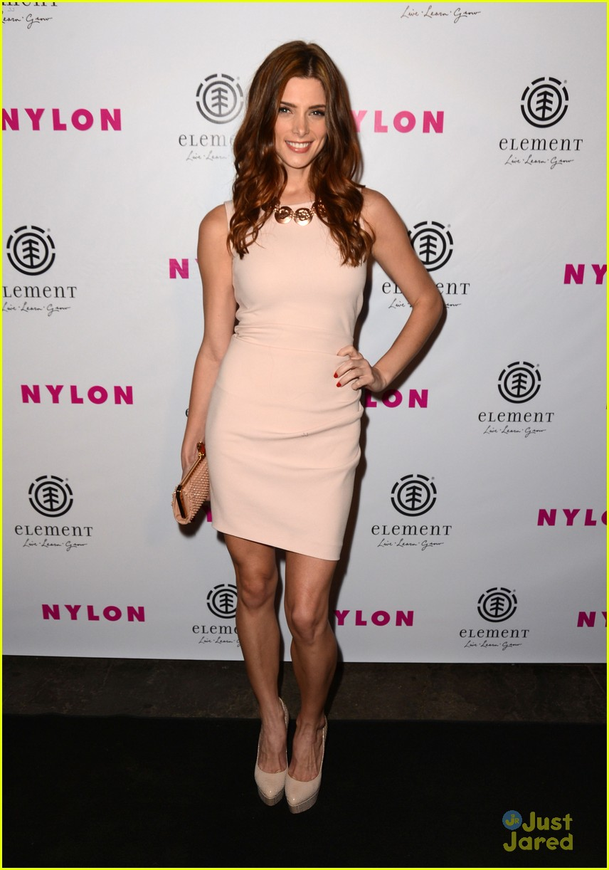 ashley greene nylon party 05