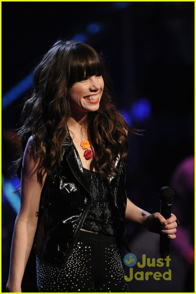 carly rae jepsen today agt 02