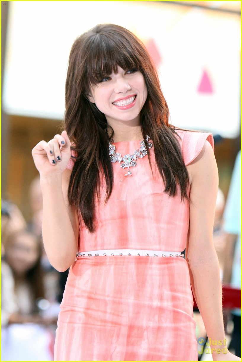carly rae jepsen today agt 04
