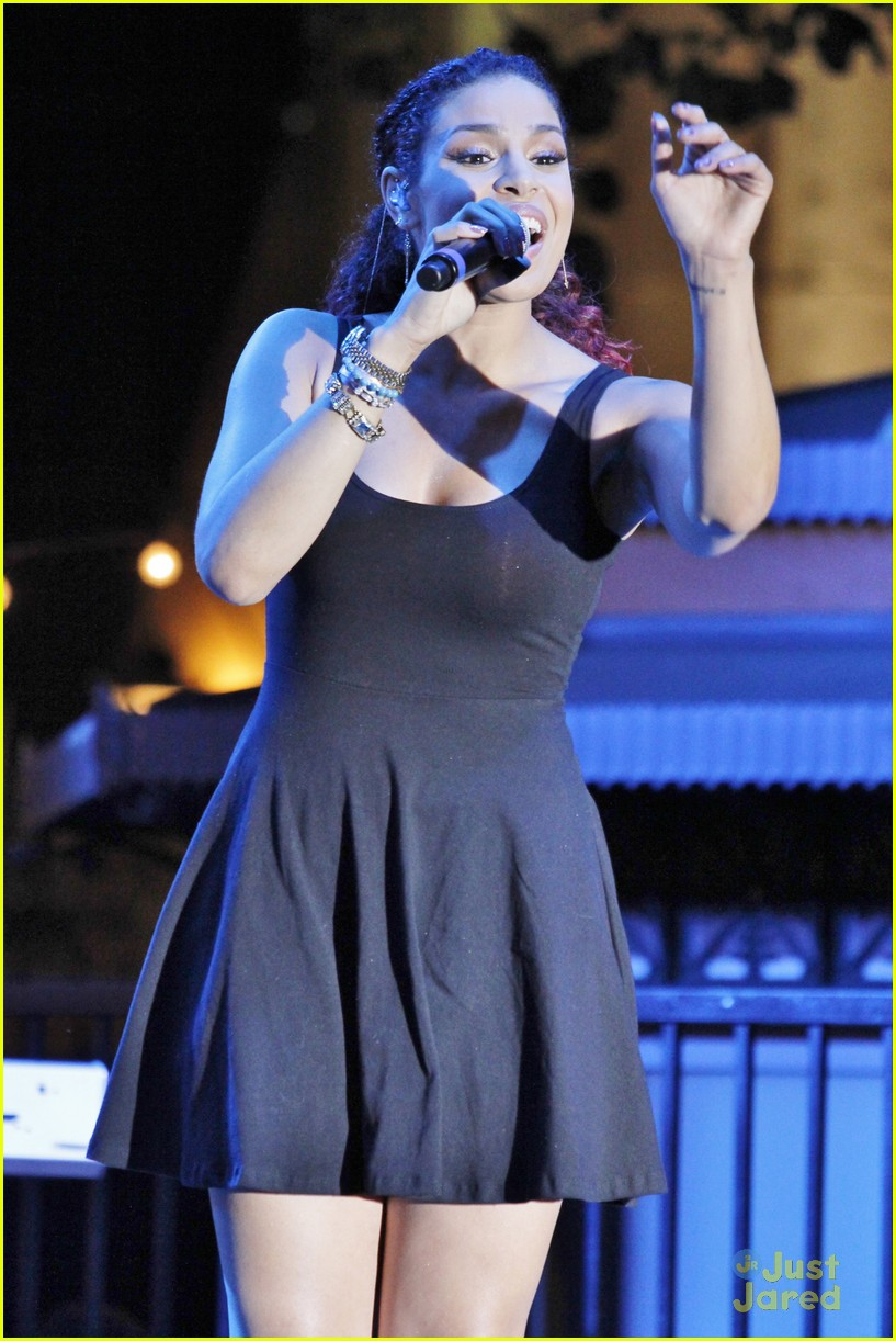 jordin sparks grove concert 03