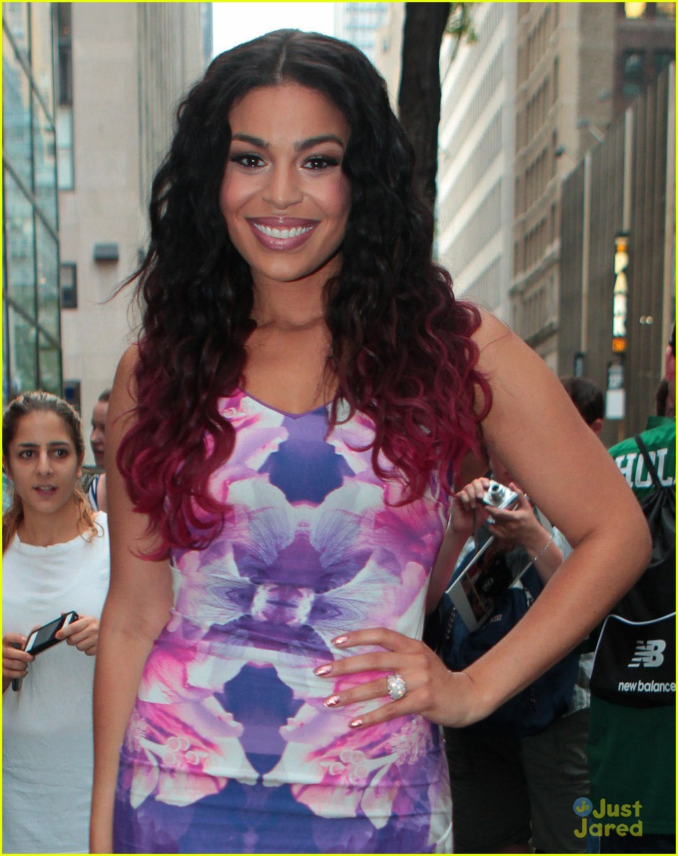 jordin sparks today show 07