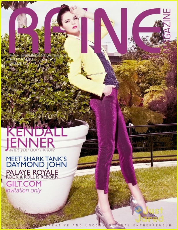 kendall jenner raine cover girl 05.