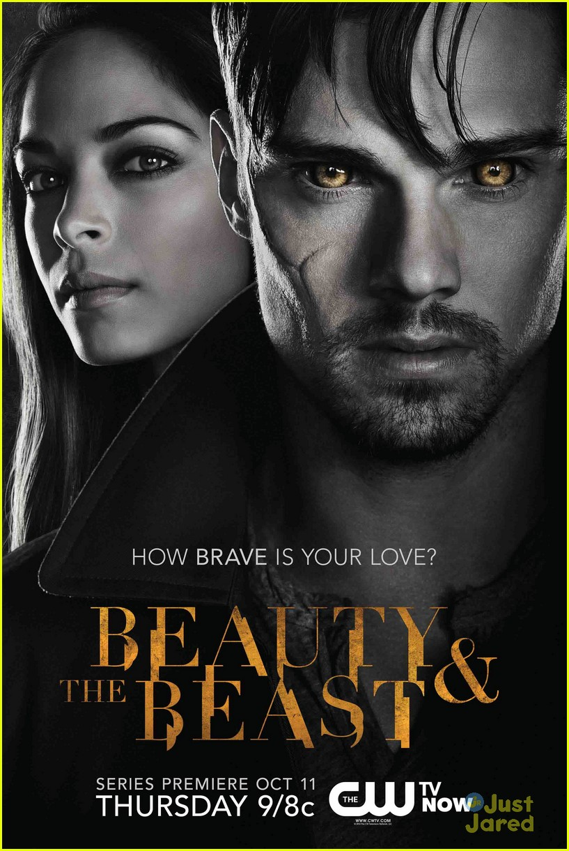 kreuk beauty and the beast poster 03