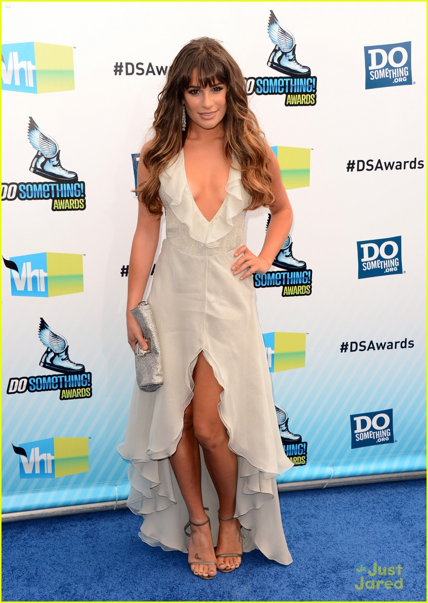lea michele cory monteith ds awards 23