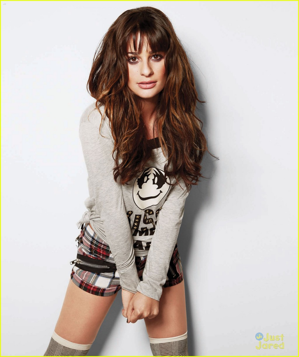 lea michele covers nylon magazine september 2012 03
