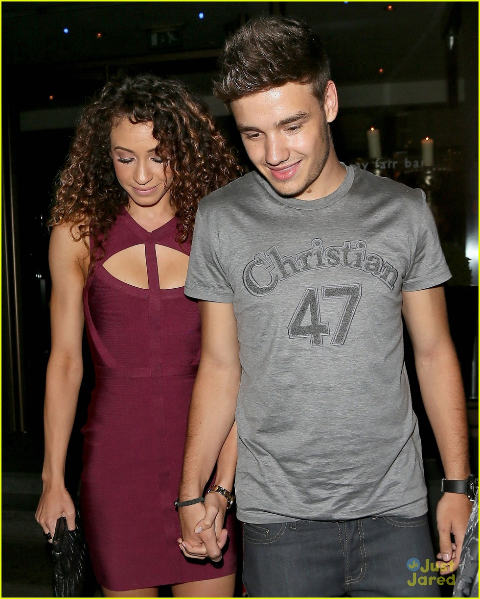 liam payne danielle peazer dinner 04