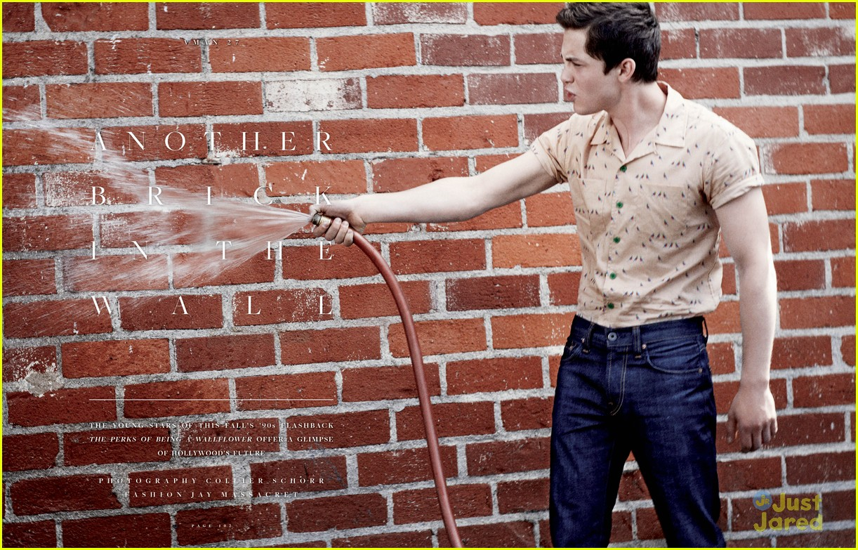 logan lerman johnny simmons vman feature 03