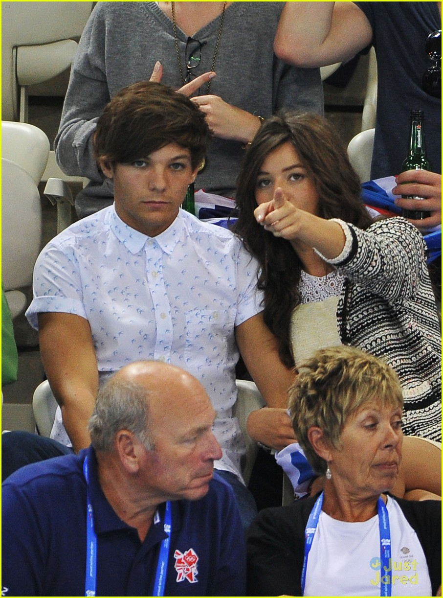 louis tomlinson eleanor calder olympics 10