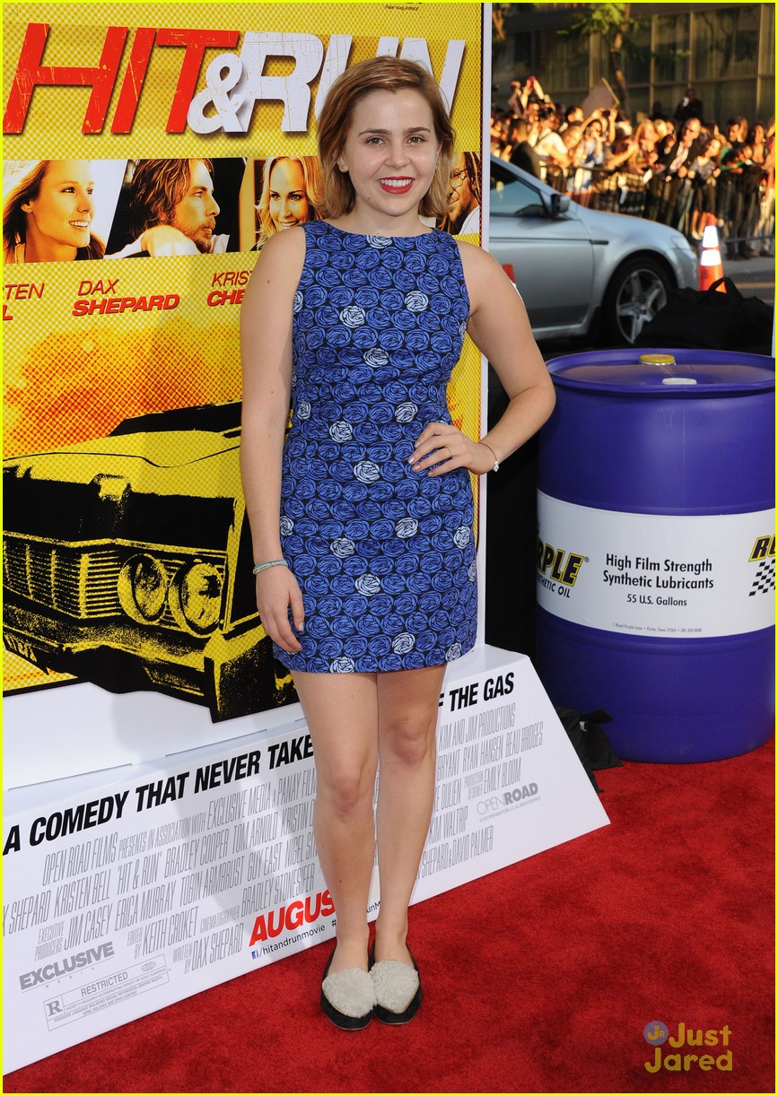 mae whitman hit run 11