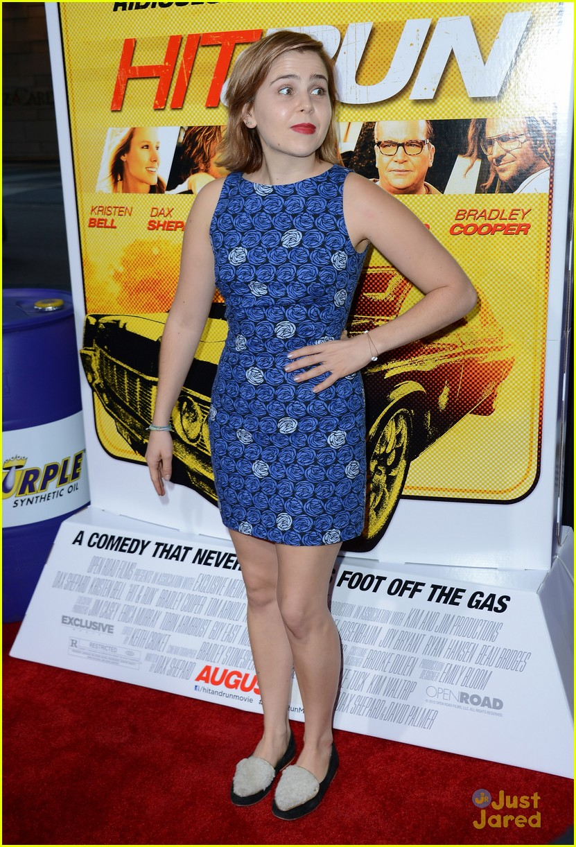 mae whitman hit run 15