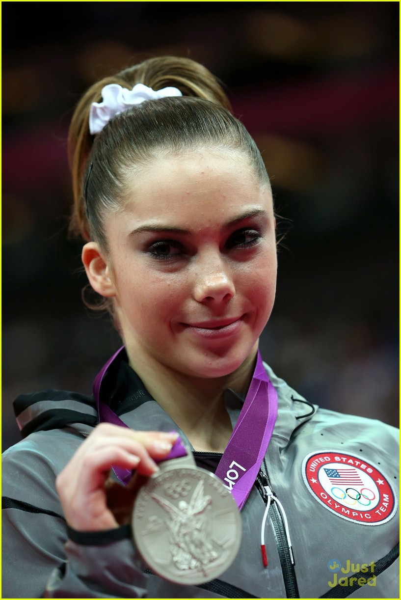mckayla maroney silver vault olympics 07