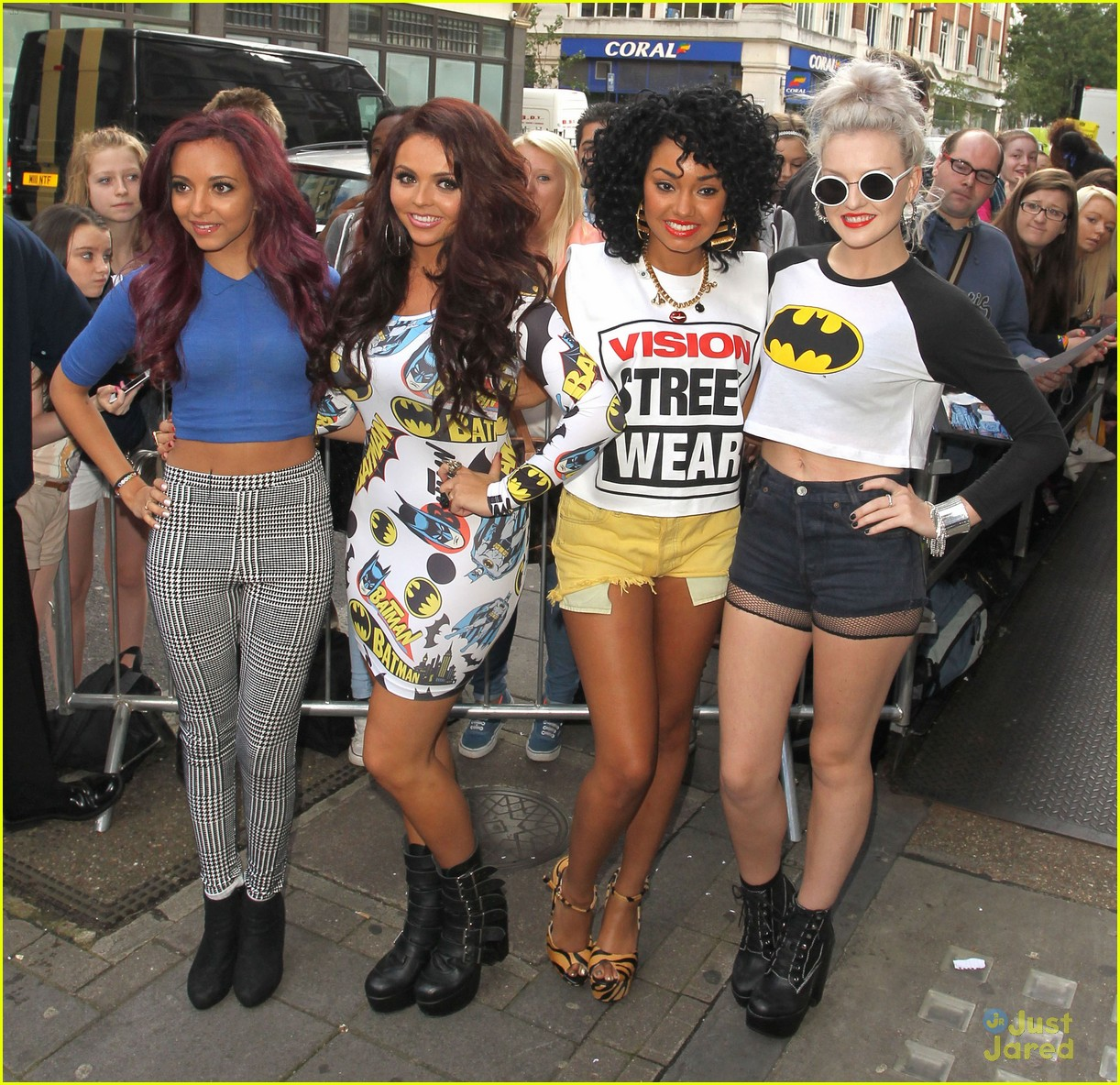 little mix bbc radio 03