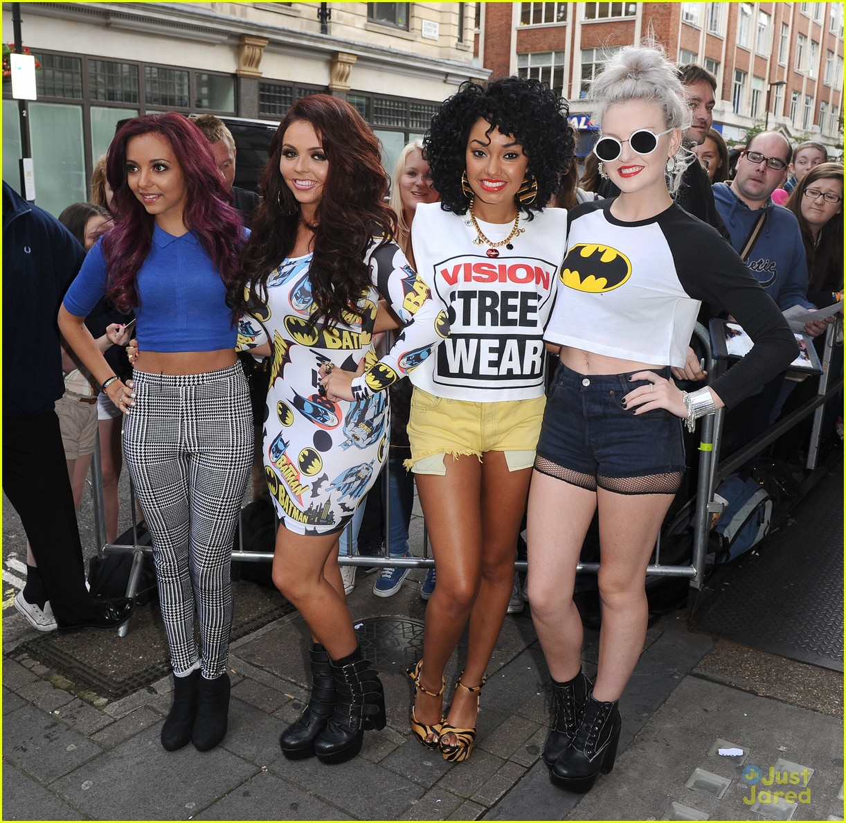 little mix bbc radio 17