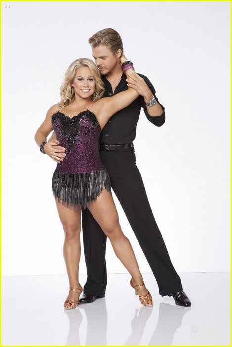 shawn johnson derek hough dwts 04
