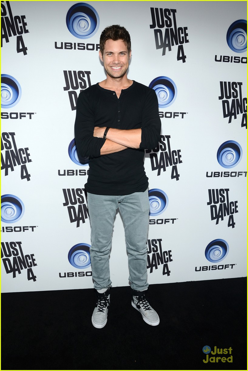 amy paffrath drew seeley just dance 03