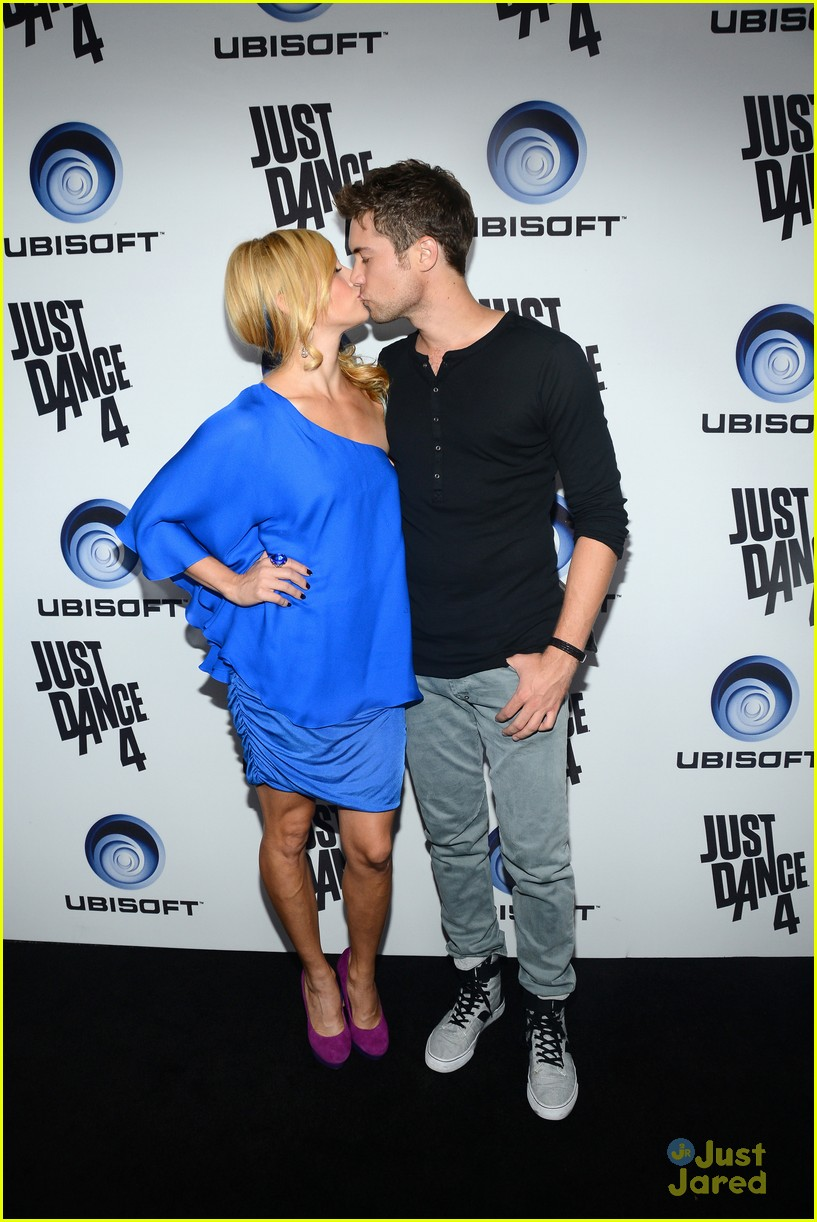 amy paffrath drew seeley just dance 09