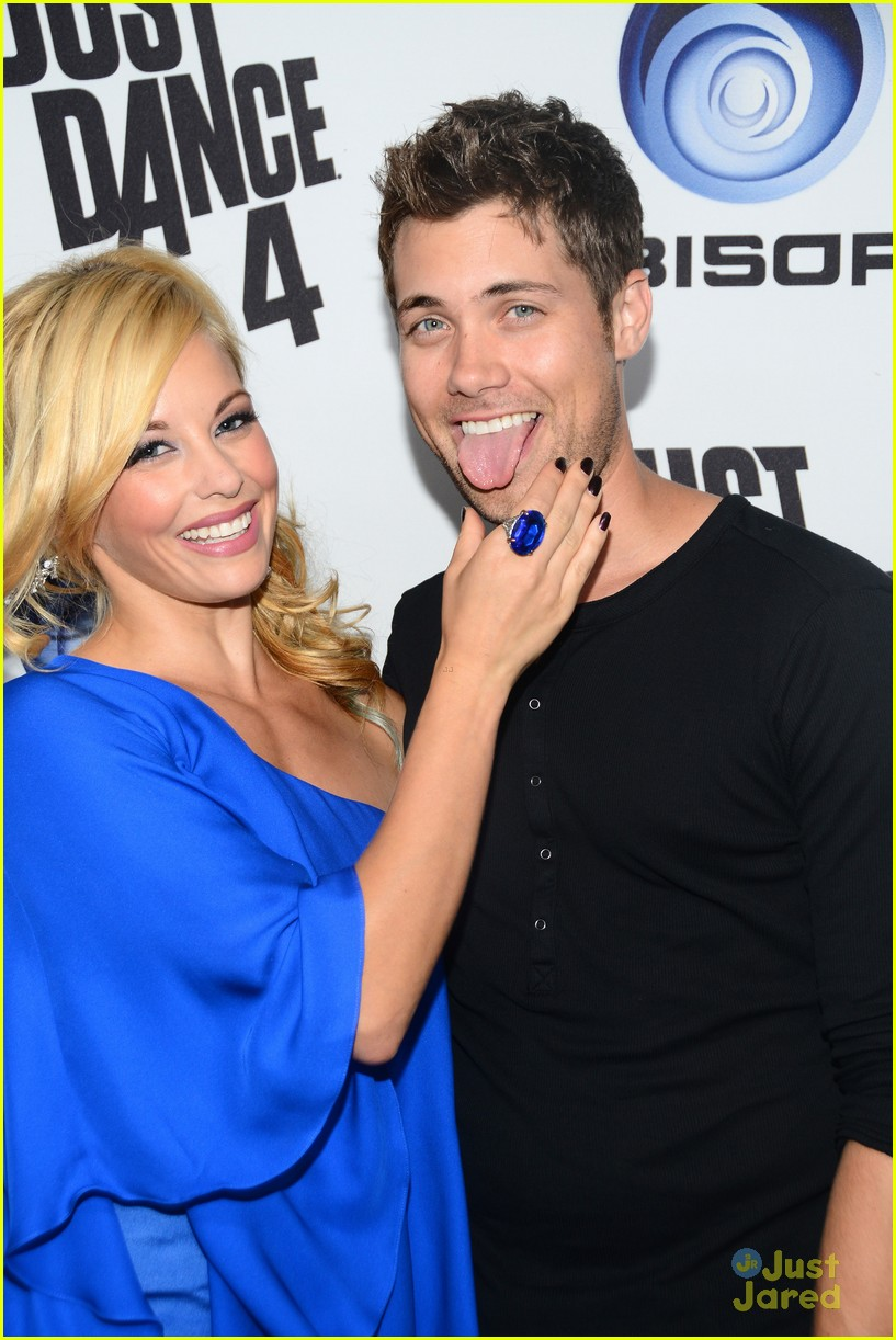 amy paffrath drew seeley just dance 11