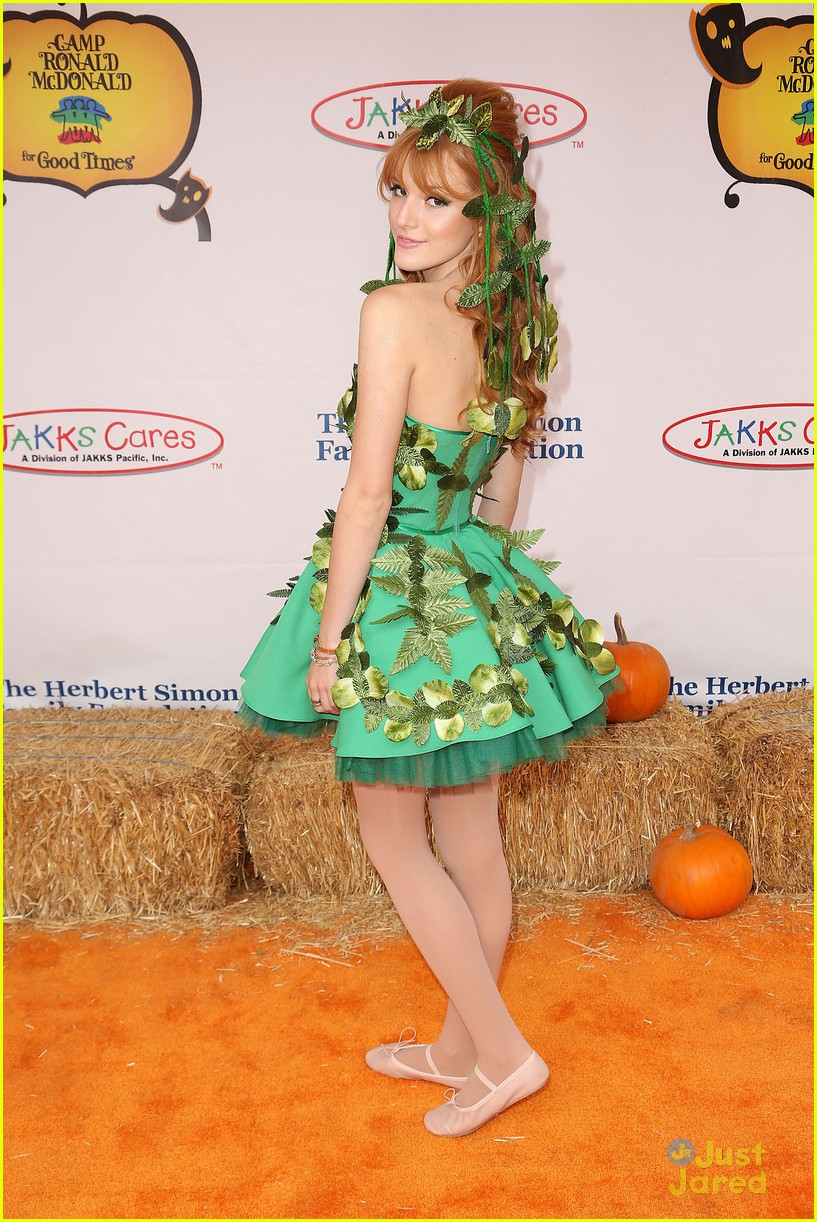 bella thorne quincenera halloween carnival 15