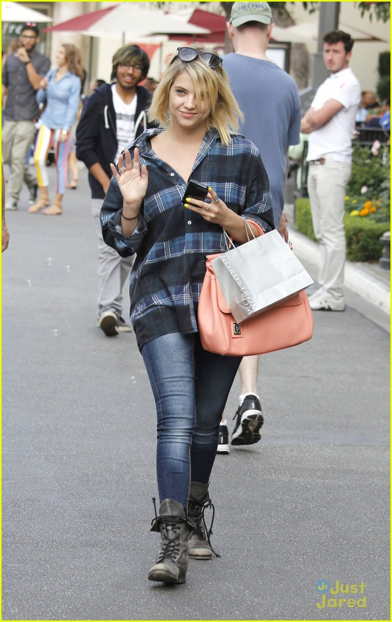 ashley benson nordstrom shop 01