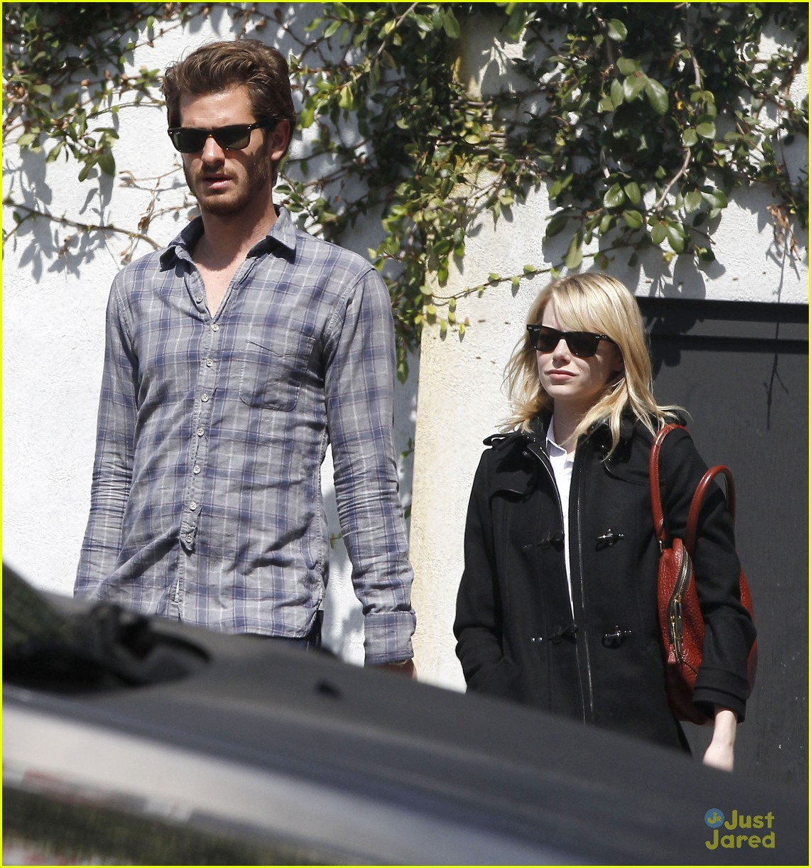 emma stone andrew garfield book soup 04