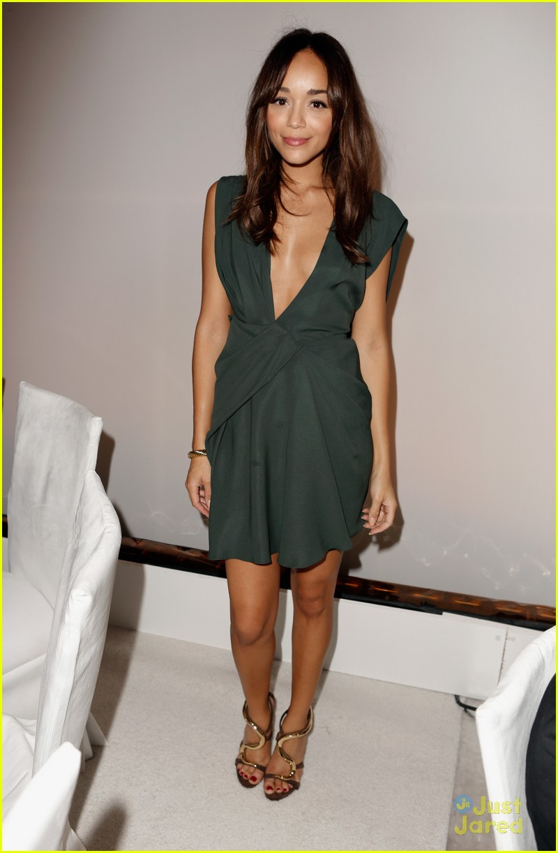 ashley madekwe mother