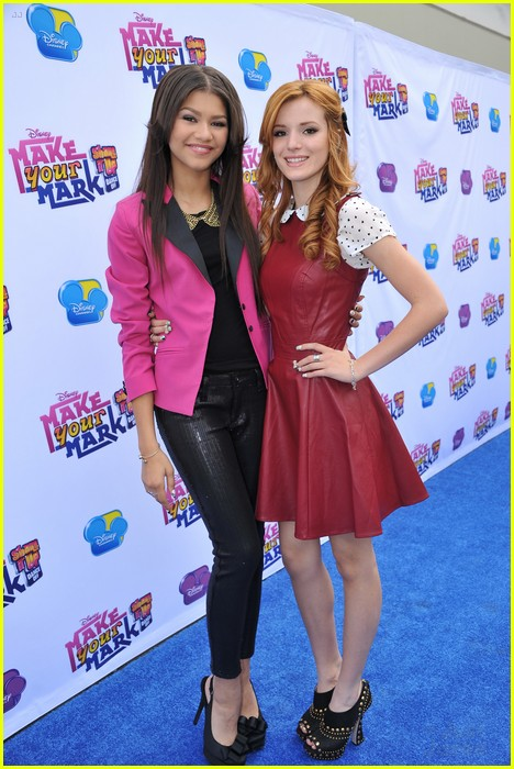 bella zendaya debby roshon make mark 02