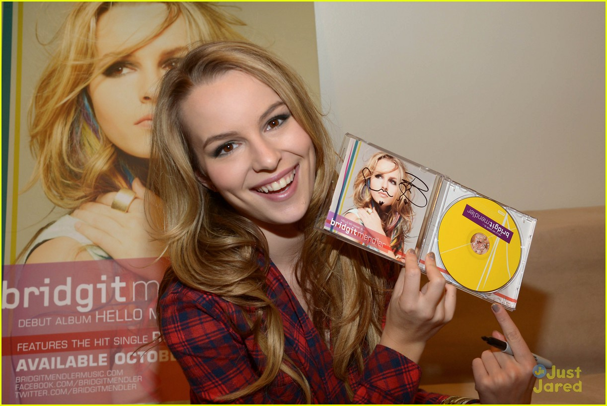 bridgit mendler album stream 05