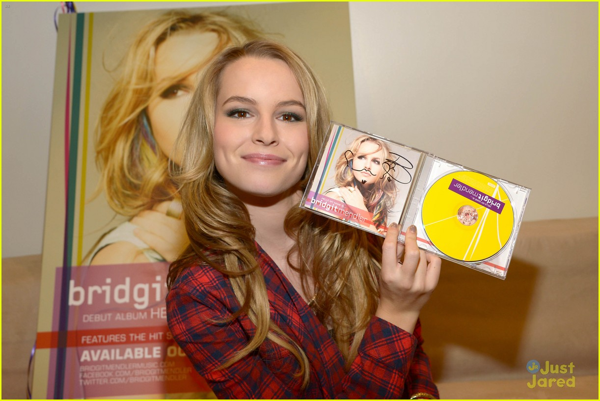 bridgit mendler album stream 09