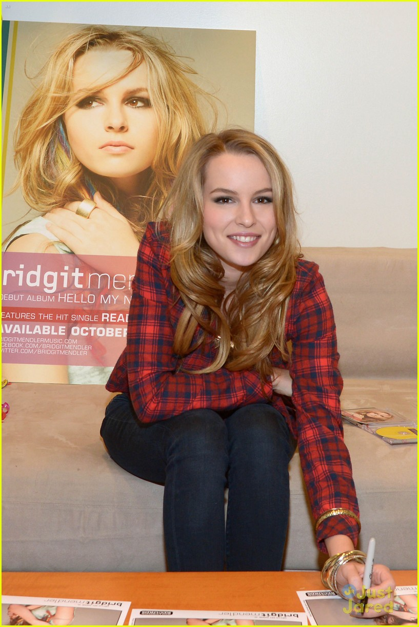 bridgit mendler album stream 16