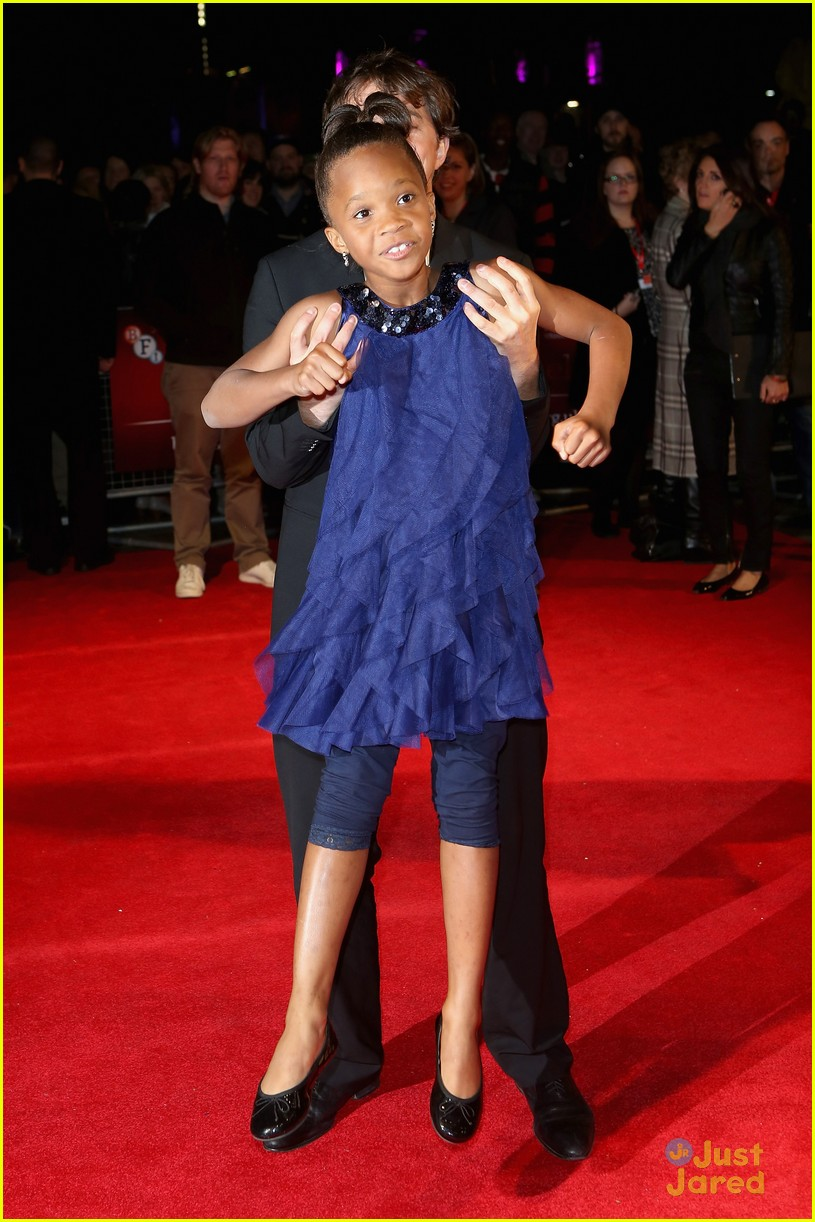 quvenzhane wallis beasts of the southern wild london premiere 13