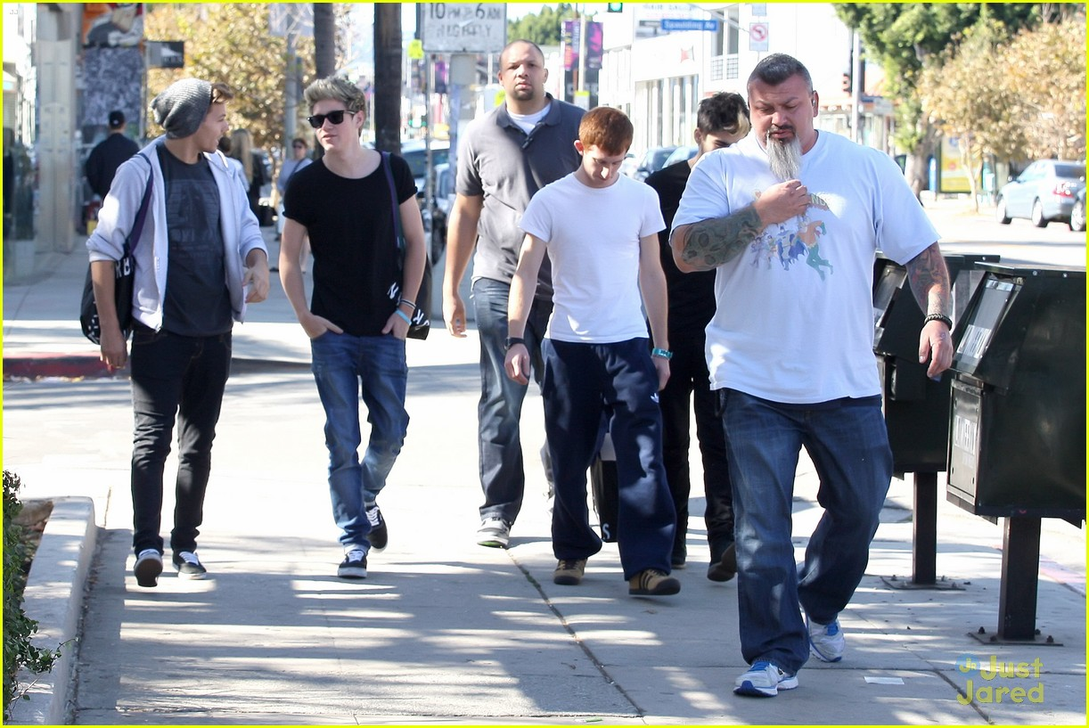 one direction la shopping 12