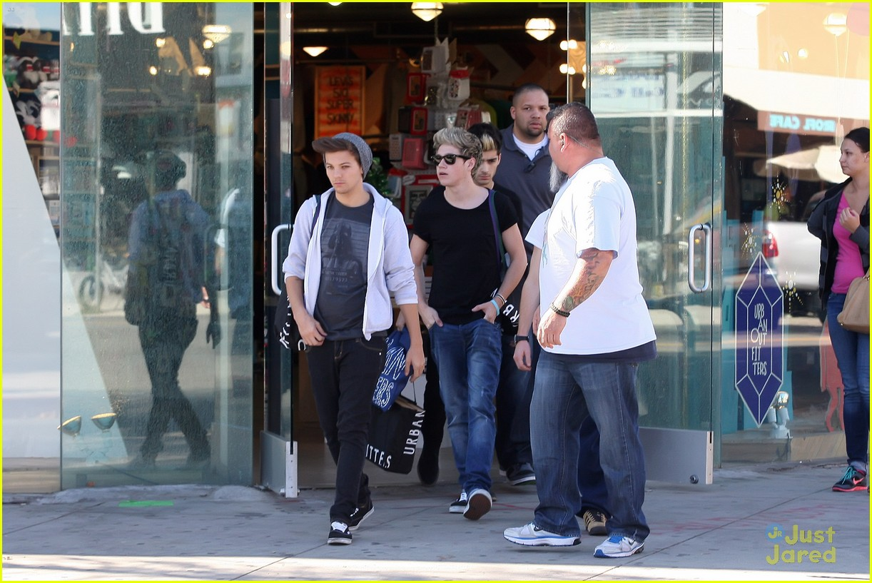 one direction la shopping 15
