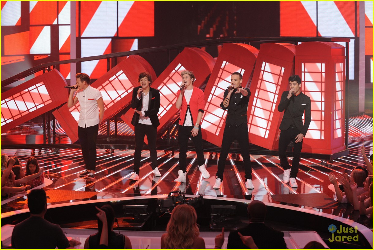 one direction xfactor usa 02
