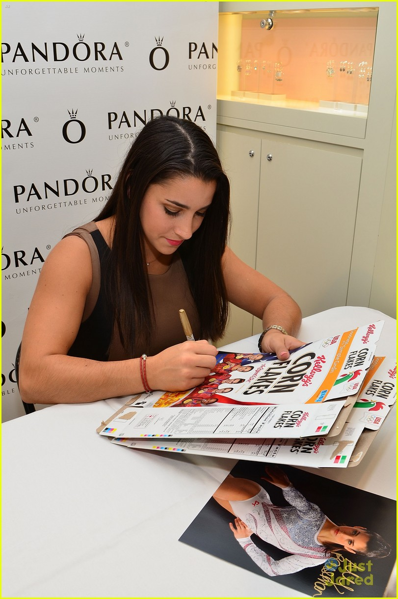 aly raisman pandora mg 19