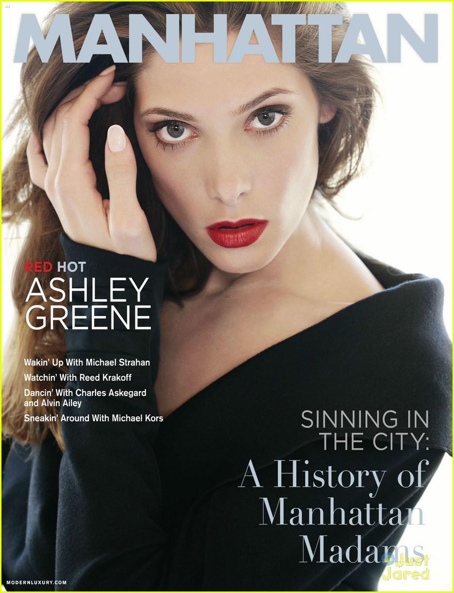 ashley greene covers manhattan november 2012